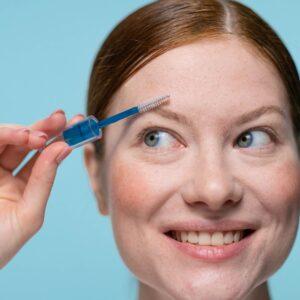 Cuidado de cejas y pestañas